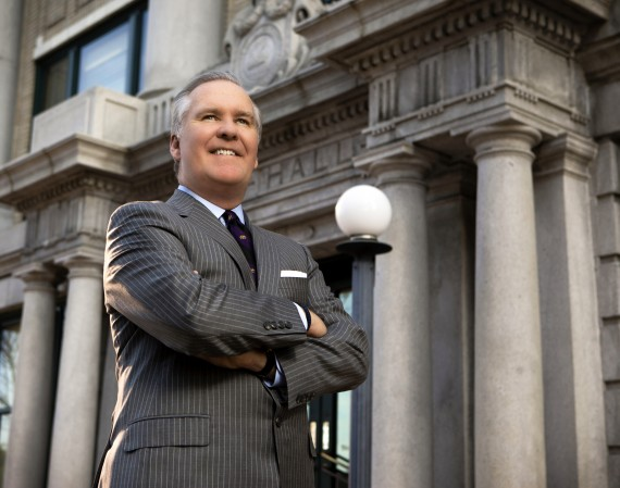 Mayor Bob Buckhorn: Tampa's 58th Mayor