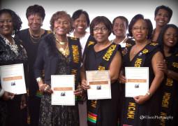 Life Member Honorees NCNW 100-001