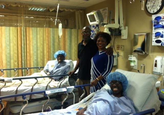 A Tale of Two Sisters and a Kidney Transplant